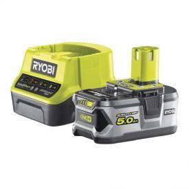 Aku ja kiirlaadija Ryobi RC18120-150 4892210152206