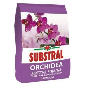 Muld 3L orhideedele Substral