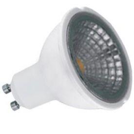LED pirn 5W GU10 COB step-dim