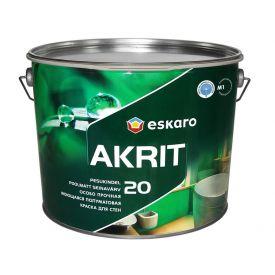Akrit-20 9,5L akrüülvärv