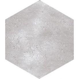 Põrandaplaat FLM 12 Hex Light Grey 28x33
