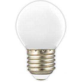 LED pirn 1W E27 G45 5tk