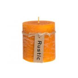 Küünal Rustic 7x7,5cm oranž