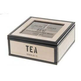 Teekarp Stock no 75 16,5x7,5 cm