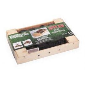 Ühekordne puidust grill ÖKO 15781