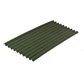 Onduline Classic katuseplaat 2,0 x 0,94 m roheline