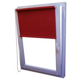 Ruloo B508 80x150 pimendav punane