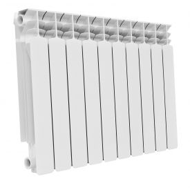 Alumiiniumradiaator G500F 8 ribi