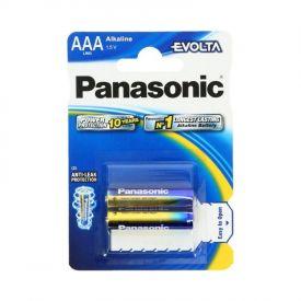 Panasonic patarei AAA 2tk