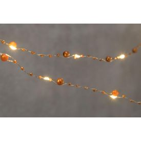 Valguskett 20LED pärlitega vask 330624 Jõuluvalgustus 6410413306233