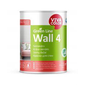 Green Line Wall 4 A 0,9L
