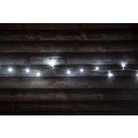 Valguskett 240 LED valge
