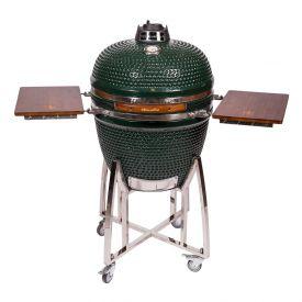Keraamiline grill Edelgran 60cm (23,5) roheline 15699