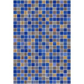 Seinaplaat Glamour Dark Blue 27,5x40