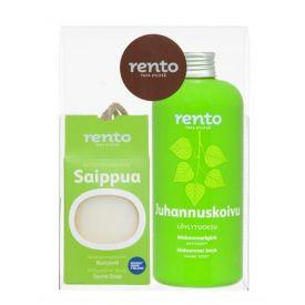 Kinkepakk Rento Kase saunaaroom & seep