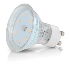 LED pirn 4W GU10 WW Kobi
