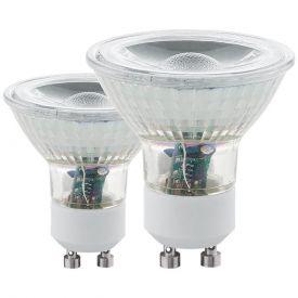 LED pirn 5W GU10 Eglo 400lm 2t