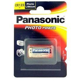 Panasonic patarei CR123A