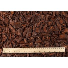 Hakkepuidu multš pruun 50L Wood chips brown