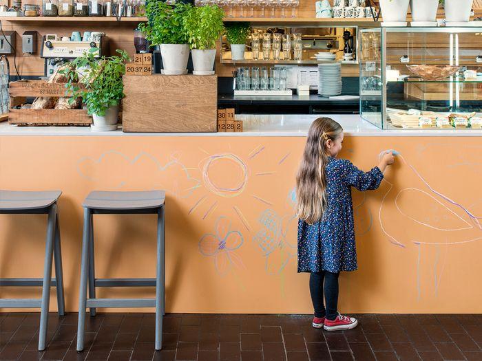 Efektsed seinad sinu kodus