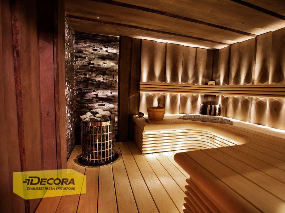 Sauna ehitus
