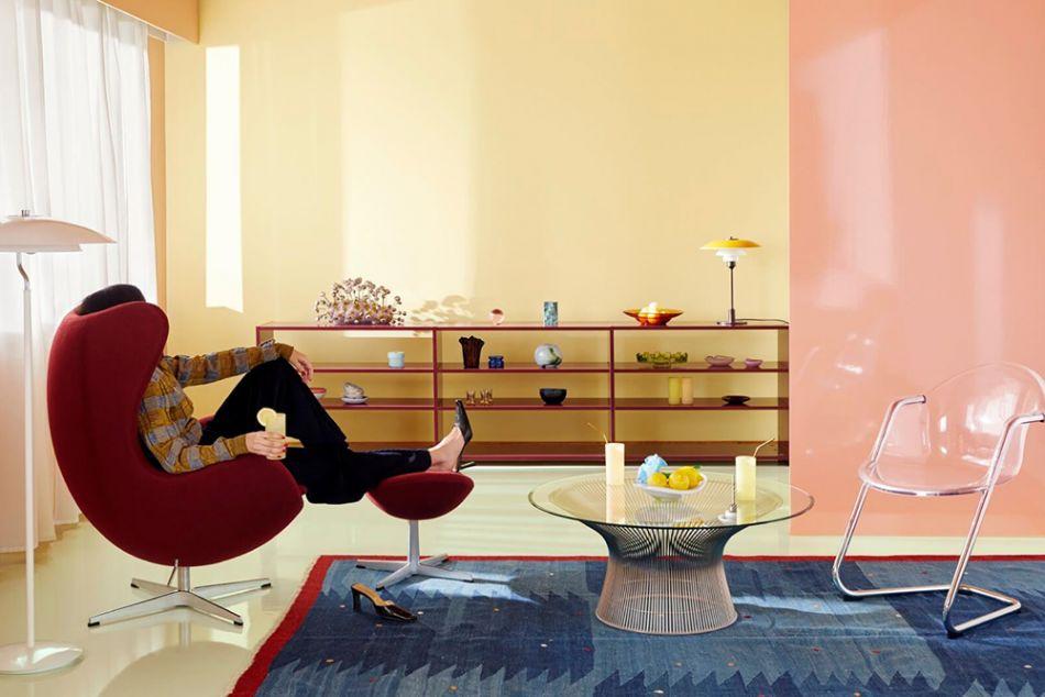 Uusim värvimood Sinu kodus