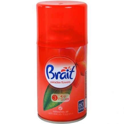 Brait õhuvärskendaja Paradise Flowers 250ml