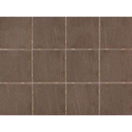 Põrandaplaat Mineral brown 10x10cm