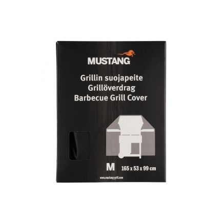 Grillikate Mustang M 165x53x99cm 6410412427410