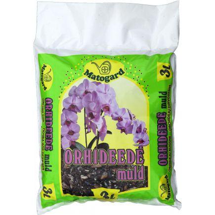 Muld Matogard 3L orhideedele