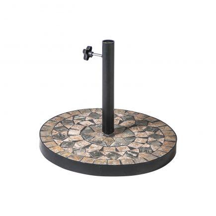 Päikesevarjualus Mosaic 45x35cm
