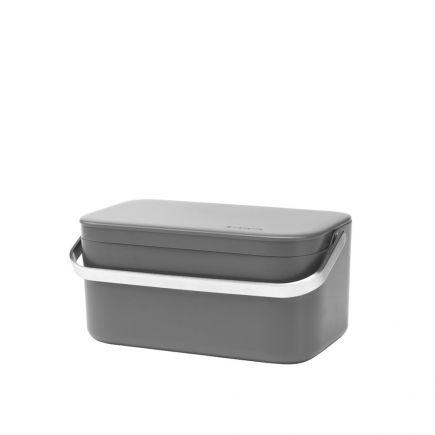 Toidujäätmete urn, 1,8L hall