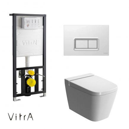 WC seinaraami komplekt Vitra Gaia