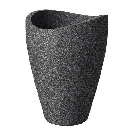 Lillepott 254/40 Black Granit