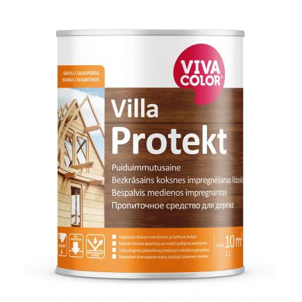 Puiduimmutusaine Vivacolor Villa Protekt 3L