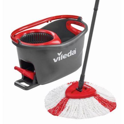 Põrandapesukomplekt Vileda mopp+ämber EasyWring&Clean Turbo 4023103194113