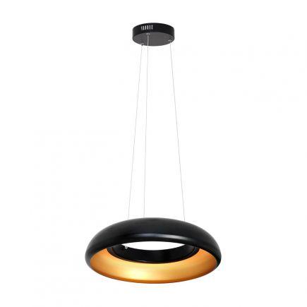 Rippvalgusti Rondo Nero LED 5907377243182