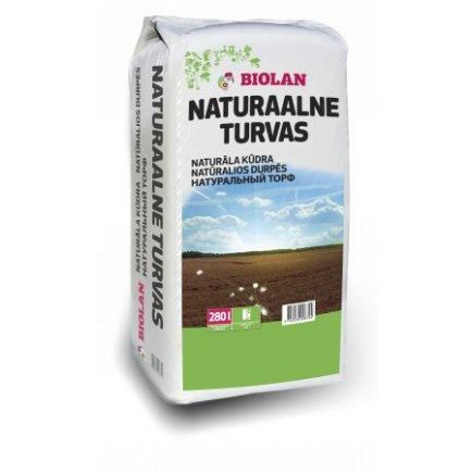 Naturaalne aiaturvas 280L Biolan 4742030006800