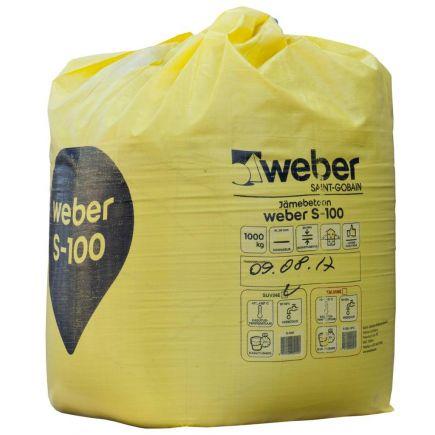 Kuivbetoon Weber S100 1000kg