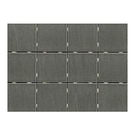 Põrandaplaat Mineral antracite 10x10cm