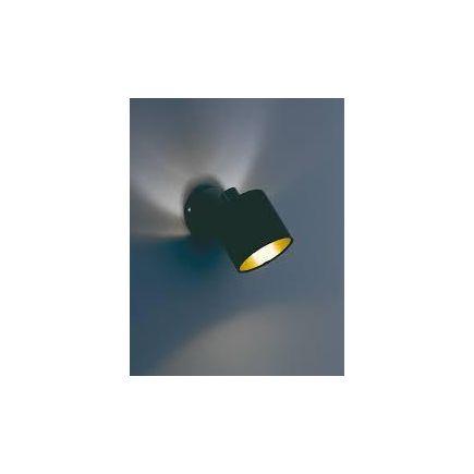 Kohtvalgusti Tommy 1-os. E14 mustmatt / kuld