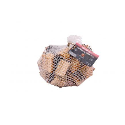 Dreamfire kirsipuust suitsutusklotsid 2kg 4741280158246