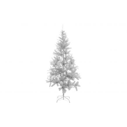 Jõulukuusk 210cm valge metalljalaga
