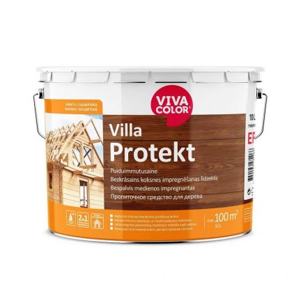 Puiduimmutusaine Vivacolor Villa Protekt 10L