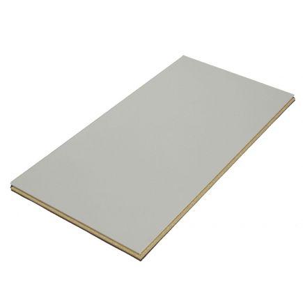 Laepaneel valge, SILK 12x620x1220
