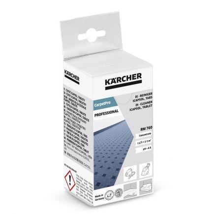 Kärcher pesuaine tabletid tekstiilipesurile RM 760 16tk 4054278032351