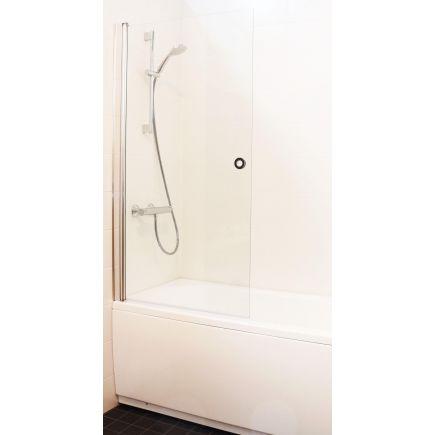 Pöördehingega dušisein vannile 800mm