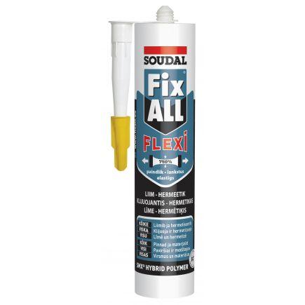 Soudal Fix All Flexi valge 125ml