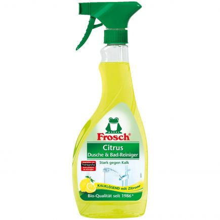 Frosch vanni-ja dušširuumide puhastusvahend 500ml
