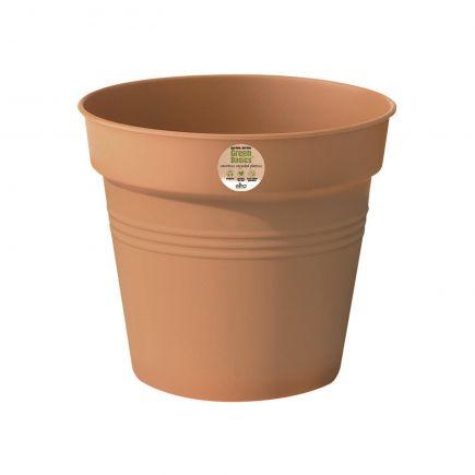 Lillepott Green Basics H22 D24 terra 8711904106690